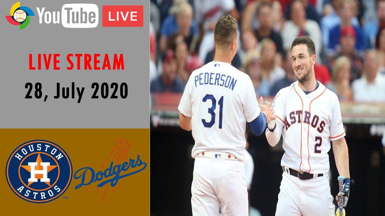 Dodgers vs Astros live stream: How to watch 2020 MLB season's ...