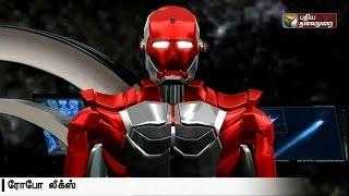 Robo Leaks 03-05-2016 spl secret news Puthiyathalaimurai TV Show 3rd May 2016