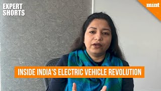 #MintExpertShorts: Can India make the transition to electric vehicles?