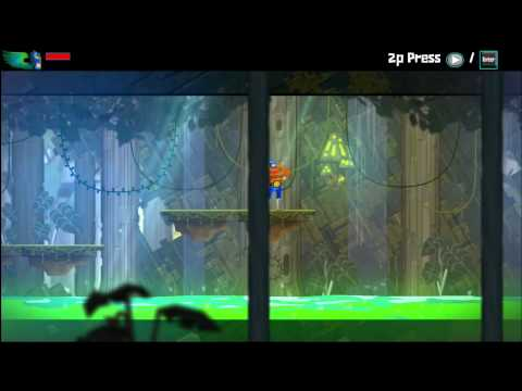 """Let's Play Guacamelee! Gold Edition Part 3 """"I Love This Game"""" 