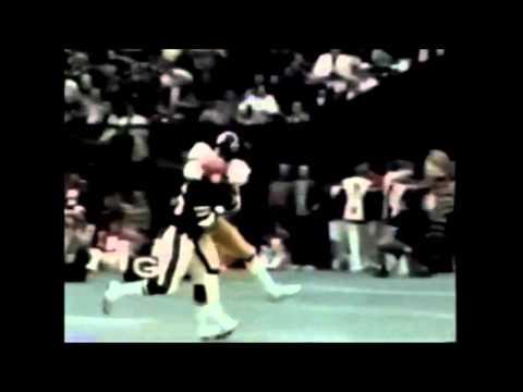 Ken Anderson Record Breaking Day vs. Steelers 1974