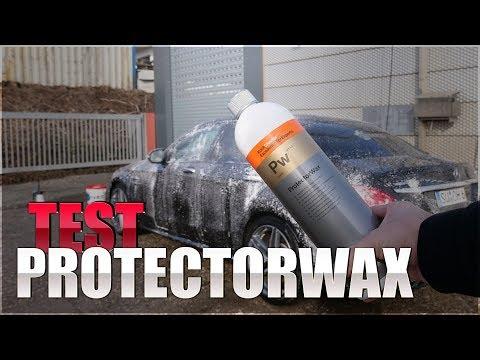 Koch Chemie ProtectorWax Nassversiegelung Test | 83metoo