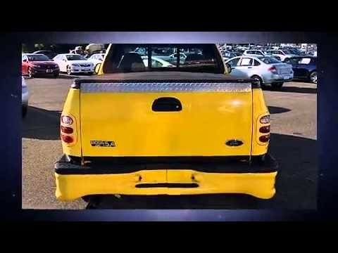 Don Davis Ford >> 2002 Ford F-150 XLT Boss 5.4L Very Rare Truck! - YouTube