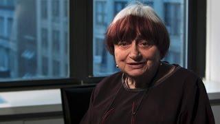 Agnès Varda on Coming to California