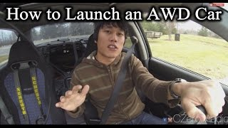 how to launch an awd car 500whp evo vlog 4