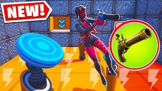 FLINT-KNOCK DEATHRUN In Fortnite! (Harder THAN CIZZORZ)