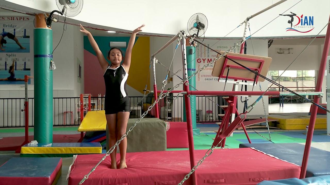 Dian Gymnastics at UNHAN RI Multisports Championship 2021