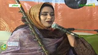 برنامج ازوان مع الفنانة ابركه بنت حمباره - قنلة الموريتانية 2