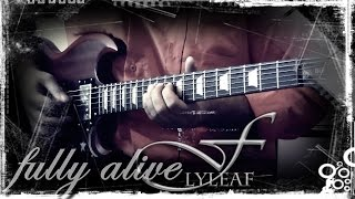 Flyleaf - Fully Alive (Guitar Cover)
