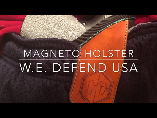 Magneto Holster Review