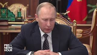 The history of Russia's 2016 election meddling in 4 minutes