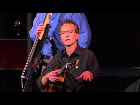 The one man musical genre | Chanson du Chat | TEDxNaperville