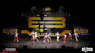 The Girls Club | 2017 BYOB Showcase (Back Row)