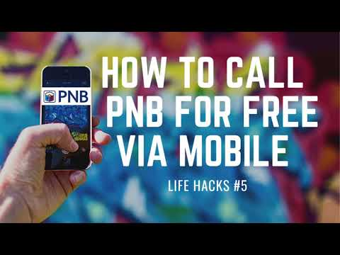 How To Call Or Contact PNB For Free Via Mobile Phone