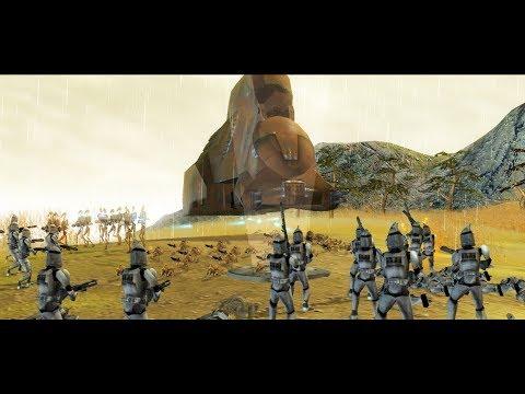 Star Wars EAW FOC Republic at War Part 11