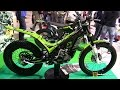 2015 Ossa TR 300i Trial Bike - Walkaround - 2014 EICMA Milan Motorcycle Exhibition