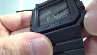 Casio G-Shock GW-5510-1BJF Tough Solar Radio Multiband 6