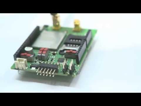NB-IoT Sensor Shield demonstration