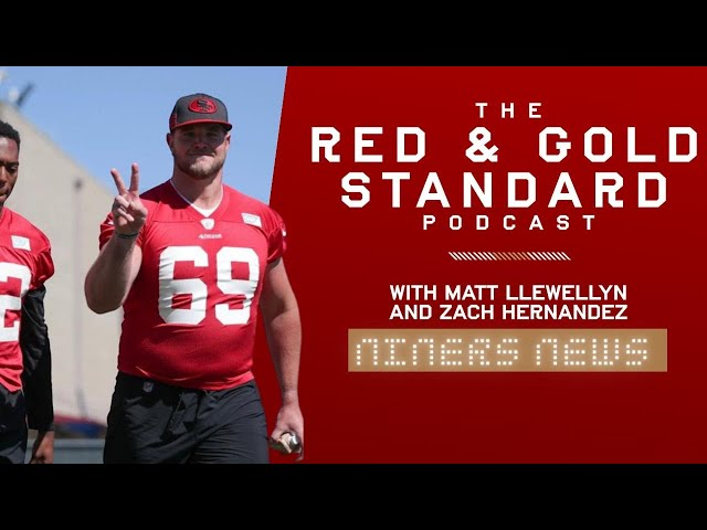 Jimmy Garoppolo and Mike McGlinchey Beefed Up Heading into 2021