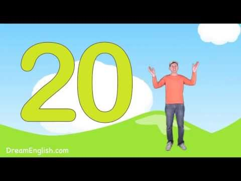 Thumbnail: Let's Count to 20 Song For Kids