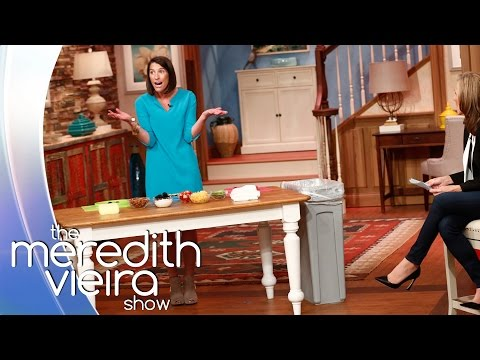 Lindsey Laurain's Amazing Invention!  The Meredith Vieira