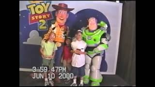 Disney Vacation 2000