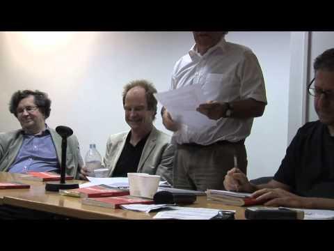 Panel Discussion on Jewish Identity Politics, Part 1