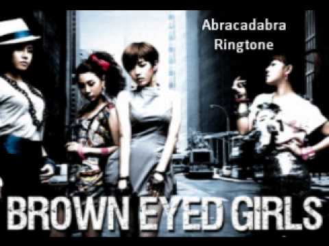 Abracadaba -Brown Eyed Girls Ringtone