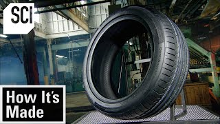How It's Made: Car Tires