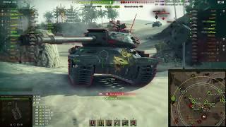 WoT World of Tanks  Нагибучий китаец)