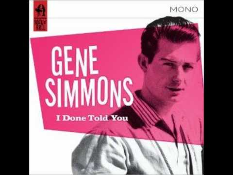 GENNE SIMMONS: I DONE TOLD YOU