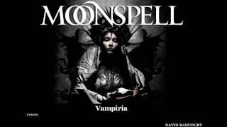 Moonspell - Vampiria [Lyric Video]