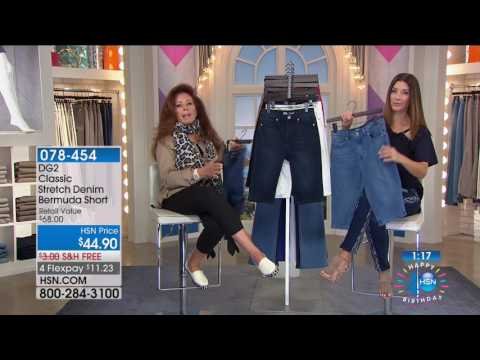 HSN | Diane Gilman Fashions Celebration 07.15.2017 - 05 AM
