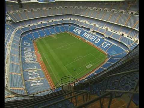 Estadio santiago bernabeu youtube for Estadio bernabeu puerta 0