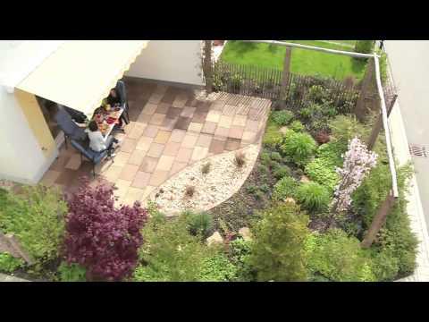 Einen Reihenhausgarten gestalten