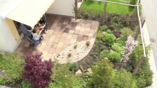 Einen Reihenhausgarten Gestalten Youtube