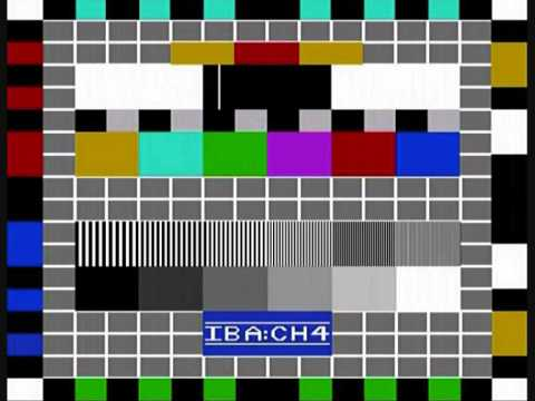Channel 4 testcard fourscore mock