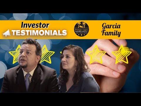 Strategic Legacy Investment Group-Investor Testimonial Garcia Family