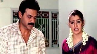 Vasantam Movie ||  Arthi Agarwal Scolding Her Sister Sentiment Scene