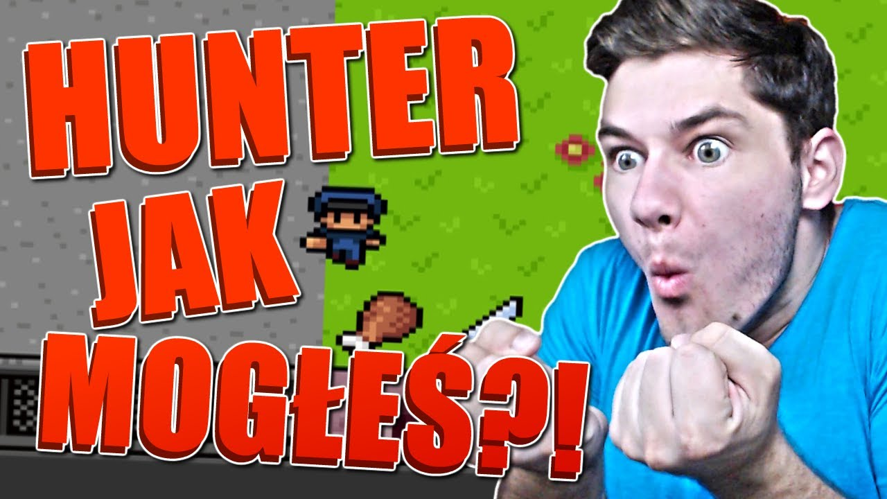 "THE ESCAPISTS #03 – ""HUNTER JAK MOGŁEŚ?!"" #LJAYUCIEKA"