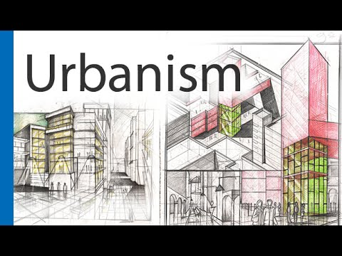 Urban planning what is urban planning and how urban sketching will get you better at it youtube Urban design vs urban planning