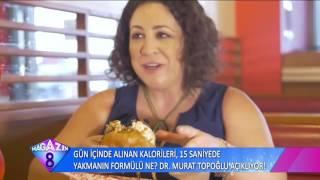 Gün İçinde Alınan Kalorileri 15 Saniyede Yakmanın Formulünü Dr Murat Topoğlu Açıkladı