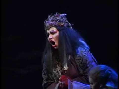 Andrea Kalivodová - Antonín Dvořák: Rusalka (Ježibaba) 2. část