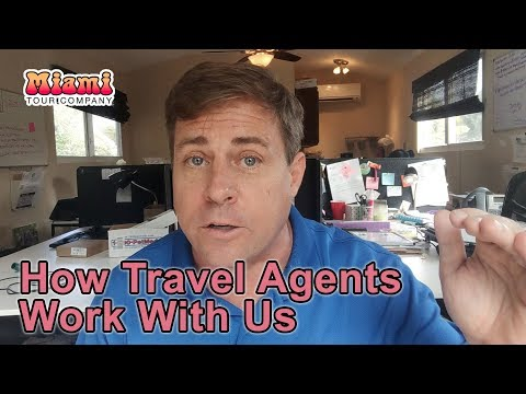 How Travel Agents Work With Us