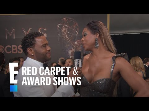 "Anthony Anderson Really Wants Laverne Cox on ""Black-ish"" 