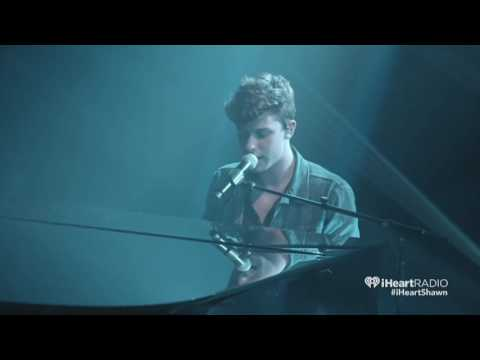 "Shawn Mendes - ""Stitches"" - iHeartRadio ( 3/6/2016 )"