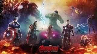 Мстители 2: Эра Альтрона Русский Трейлер 2014