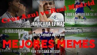 """Cruz Azul vs Real Madrid SEMIFINAL """"Mundial de Clubes 2014"""" (MEJORES MEMES)"""