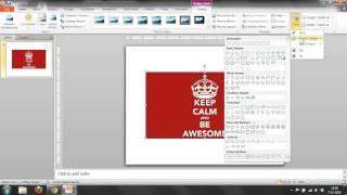PowerPoint: Crop Picture To Shape