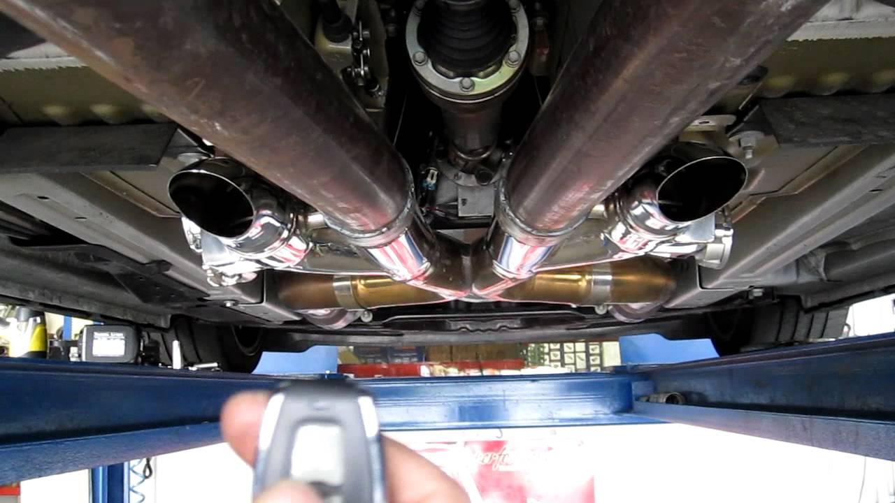 Electronic Exhaust Cutouts